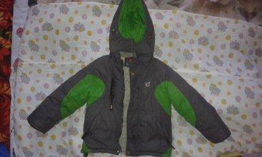 Куртка (5-6лет) зимняя на мальчика (б/у) 500 сом в Бишкек