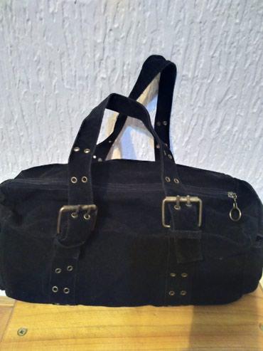Ostalo   Vranje: Grčka,nova torba od prevrnute kože,35*25*15