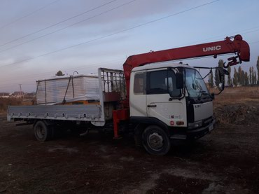 Услуги манипулятора круглосуточно 24/7 в Бишкек