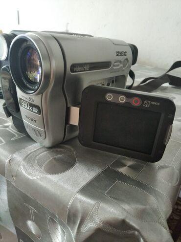 Video kamera sony 900x cox yaxwi veziyyetdedir alinanda 11000rubla