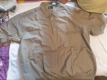 Košulje i bluze | Pozega: Nova kosulja lanena,na dnu render,vel.60/62