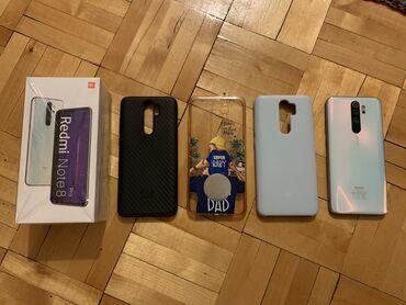 Б/у Xiaomi Redmi Note 8 Pro 128 ГБ Белый