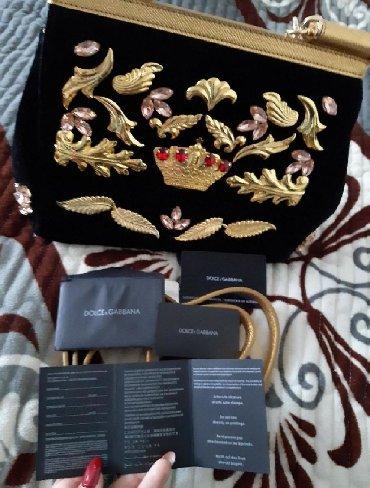 zhenskie rubashki dolce gabbana в Кыргызстан: Продаю сумку.Оргинал Dolce&Gabbana