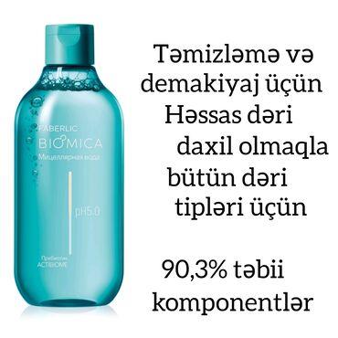 Kosmetika - Gürgan: Miselyar su 300ml 8.99 azn