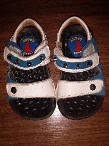 Обувь детская б/у ботасы 21, сапоги зимние 23, сандали 21 в Бишкек