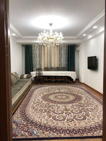 Сдается квартира: 3 комнаты, 117 кв. м, Бишкек