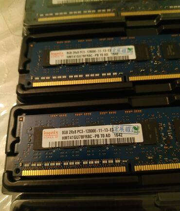 pb - Azərbaycan: RAM 8Gb DDR3-12800E HMT41GU7BFR8C-PB T0 AD 1642 Server və personal