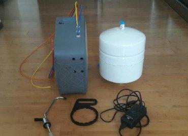 термометры для воды в Азербайджан: Su filteri ZEPTER.Teze kimidi,6 ay iwlenib.Tezesi 1200 manatdi.ZEPTER