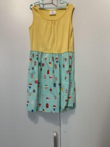 Летние платья. 4-5 лет для маленьких девочек