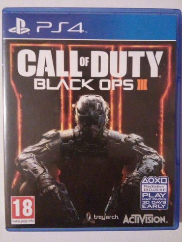 CALL OF DUTY BLACK OPS 3 - PS4 - Ruski Krstur