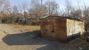 Продается металлический гараж со в Ош