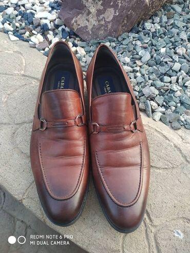 audi allroad 42 quattro в Кыргызстан: Продаю кожаные туфли Cabani Состояние идеальное