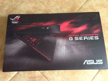 ASUS ROG GL502VT DS74 15.6 Notebook Core i7 6700HQ 2.6 GHz 16GB σε Kalyvia Thorikou