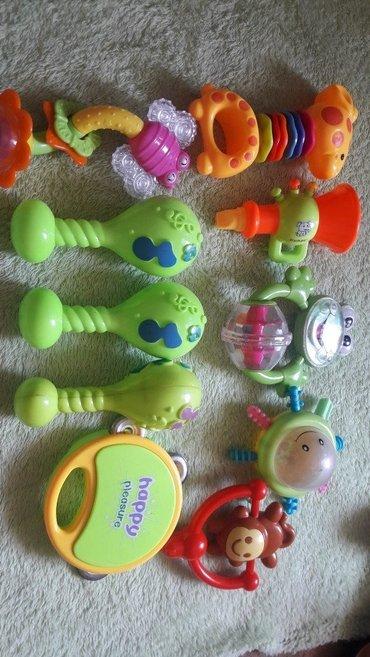 ЦЕНА ОКОНЧАТЕЛЬНАЯ!!!!Продаю игрушки в Бишкек