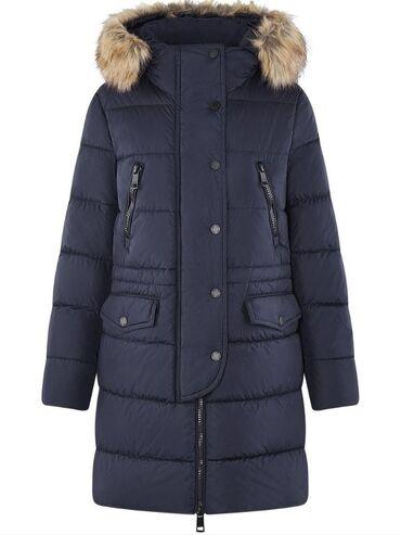 sumku oodji в Кыргызстан: Продаю новую зимнюю куртку Oodji. Мех съёмный. Размер 50-52