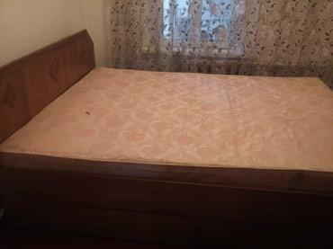 2х спальные кровать с матрасом  5000сом в Бишкек
