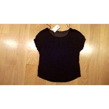 Μπλουζάκι μαύρο Tally Weijl   Το μπλουζάκι είναι αφόρετο σε Athens