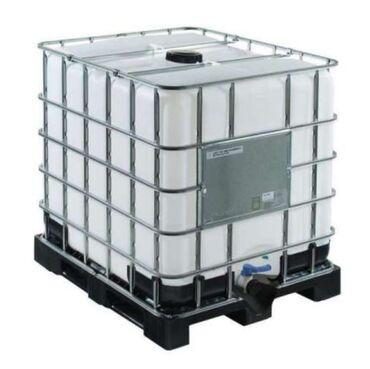 Cistac - Srbija: Cisterna-kanister za voduKorišćena samo jednu sezonu za pijaću vodu