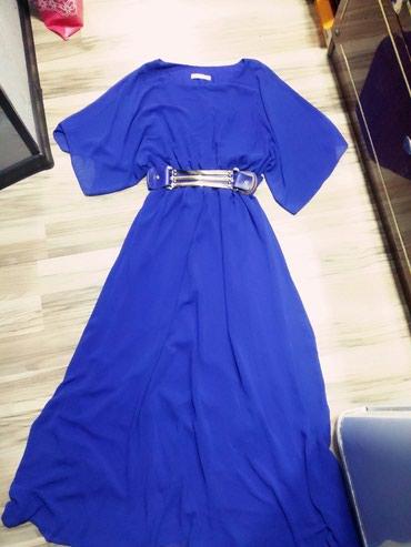Женское платье 52-54 р длинное