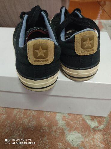 Оригинал кеда Converse размер 36 .в отличном состоянии 10из 10 Ти