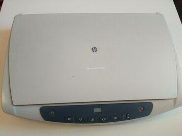 hp 70 - Azərbaycan: Ishlenmis skaner satilir hp firmasi.HP scanjet 4500c modeli. Qiymet 70