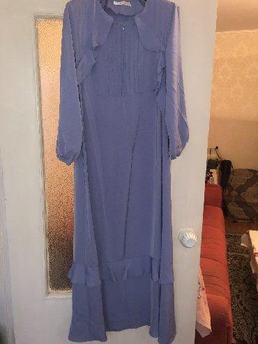 платье для кормящих в Кыргызстан: Платье хиджаб, в отличном состоянии, размер 42-44, можно для кормящих