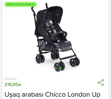 детская коляска - Azərbaycan: Istehsalgi- Chicco Tip - Usaq arabasi Tәкәrlarin sау-8 Olcular, sm-104