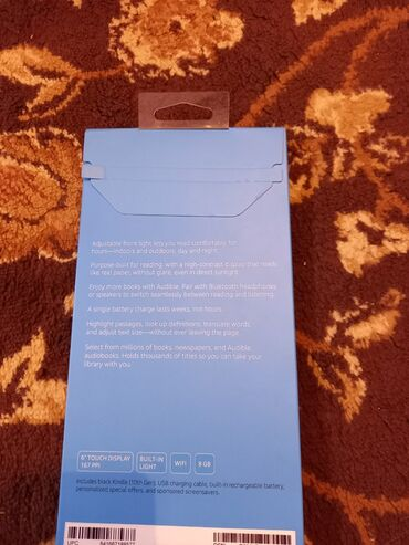 Amazon kindle touch - Кыргызстан: Новые, по низкой цене Amazon Kindle 10 поколение