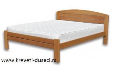 Krevet izradjen od parene bukve izdrzljiv i visokog kvaliteta,visina - Beograd