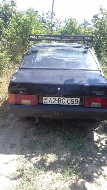 VAZ (LADA) Azərbaycanda: VAZ (LADA) 21099 1.5 l. 1994 | 151515 km