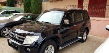 Bakı şəhərində Mitsubishi Pajero 2007