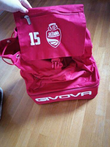 Sport i rekreacija - Kikinda: Nova torba za trening