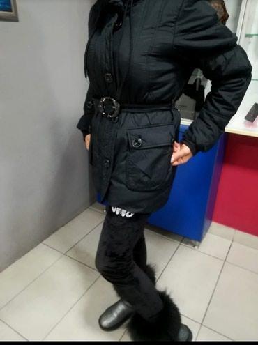 Jakna Vel L-Xl dva puta obučena besprekorna povoljno povoljno  - Batajnica - slika 4