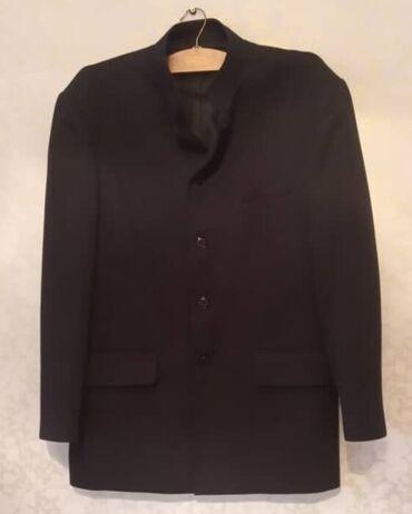 Пиджак воротник стоичка размер 50