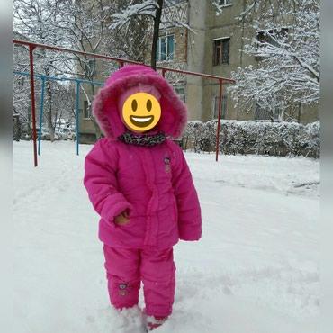 Продаю куртку со штанишками, на 1.5-3 в Бишкек