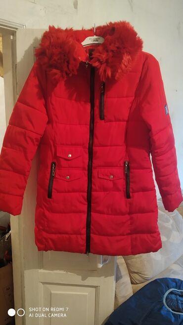 Куртка в отличном состоянии 46-48 размер 1000 сом