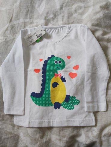 Zimske helanke teksas jaknice bluzice za - Srbija: Bluzice za devojcice 80-86