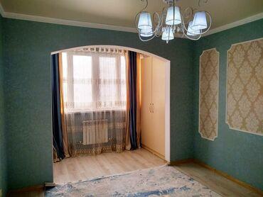 Недвижимость - Кок-Джар: 106 серия улучшенная, 2 комнаты, 70 кв. м Теплый пол, Видеонаблюдение, Дизайнерский ремонт