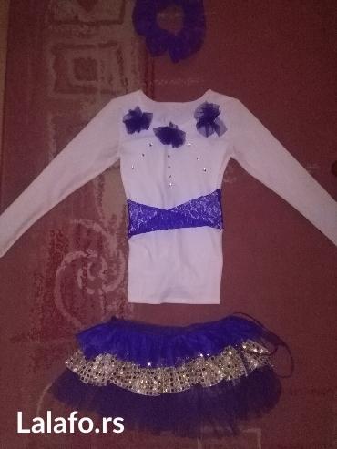 Lureks-kostim - Srbija: Kostim za scenski nastup