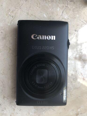 canon kiss x2 в Азербайджан: Canon fotoaparat.Xaricden almisam.150 dollara