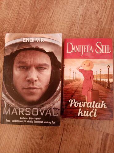 Knjige, časopisi, CD i DVD | Mladenovac: Dve knjige vrlo povoljno