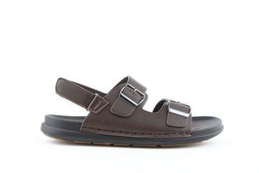 Мужские сандалии из экокожи. Бесплатная доставка!