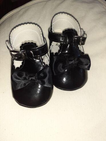 Dečije Cipele i Čizme - Crvenka: Cipelice za bebe,lakovane od 12-18m.Nove