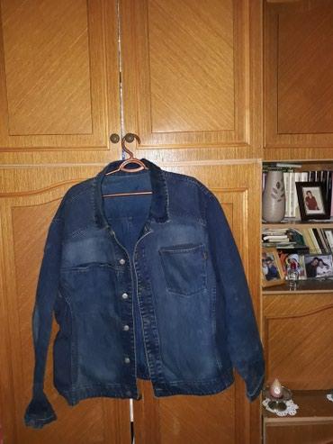 Muska teksas jakna par puta obucena br.2xl.800 din. - Pozarevac