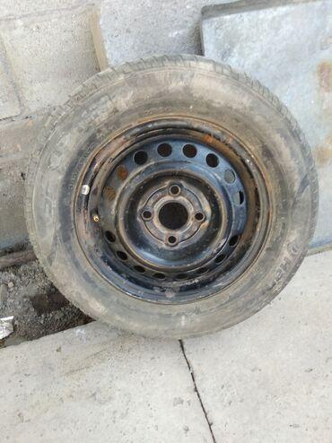диски на 13 в Кыргызстан: 14 размер 185.65.13. меняю на 185.60.14