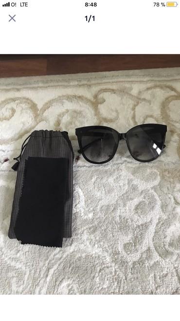 Продаю очки женские, в отличном состоянии, цвет черный в Бишкек