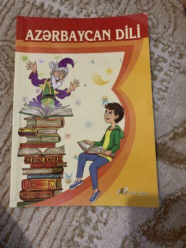 3cü sinif azerbaycan dili dərsliyi qəti cırığı yazısı yoxdur