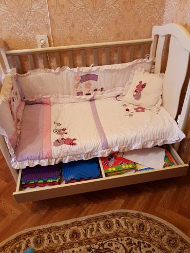 Продаю детскую кроватку (Россия) в Бишкек