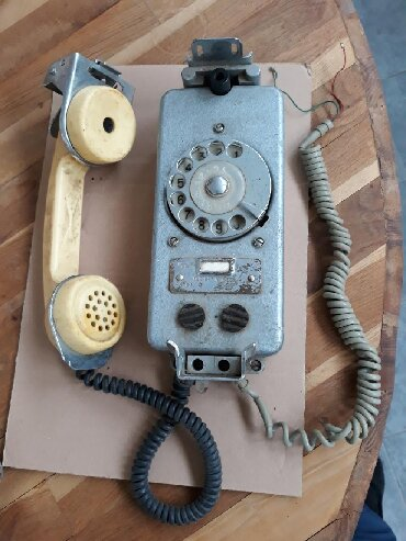 телефон флай 179 в Азербайджан: Телефон дисковый