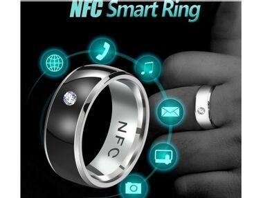 Mobilni telefoni i aksesoari - Srbija: NFC Pametni prsten, NFC Smart ring NOVO  Stanje: Novo Vrsta: NFC Smart